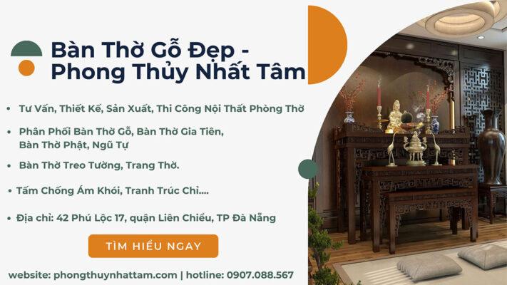 Ban Tho Phong Thuy Nhat Tam